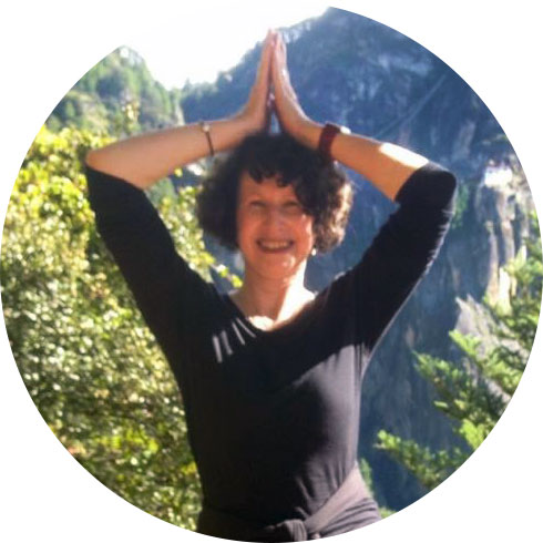 Michelle Beck, tutor at Yoga from the Inside